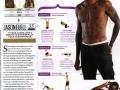 Jason Euell's 4 Week Match Fit Training & Nutrition Plan