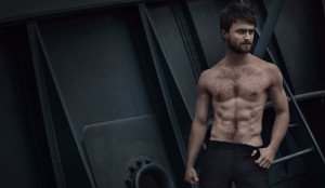 Dan Radcliffe Abs Transformation